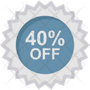 Discount Low Cost Low Price Icon