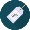 Discount Tag Shopping Icon