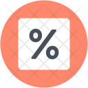 Discount Percentage Offer Icon