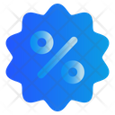 Dicount Ecommers Sale Icon