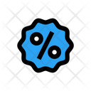 Sale Discount Offer Icon