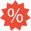 Most Discount Offer Icon