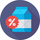 Discount Percent Promotion Icon