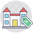 Property Discount Value Icon