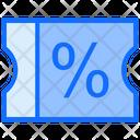 Discount Offer Premium Icon