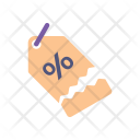 Discount Price Tag Icon