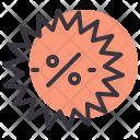 Discount Offer Sticker Icon