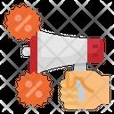 Discount Promotion Megaphone Icon