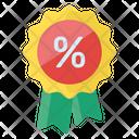 Discount Badge Discount Label Price Label Icon