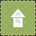Discount Badge Icon