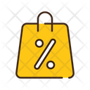Discount bag Icon
