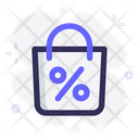 Bag Shop Offer Icon