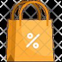Discount Bag Shopping Bag Handbag Icon