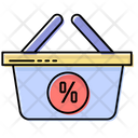 Crate Discount Shopping Holdings Icon