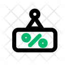 Discount Board Discount Offer Icon