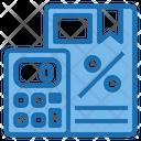 Discount Calculator Tools Account Icon