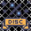 Discount Campaign Icon