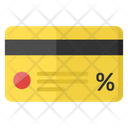 Discount Card Icon