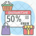 Sale Promotion Discount Marketing Gift Sale Icon