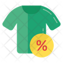 Discount Clothing Icon