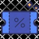 Reward Logistics Discount Icon