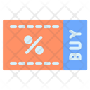 Black Friday Buy Discount Icon