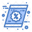 Coupon Discount Gift Icon
