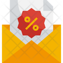 Email Message Promotion Icon