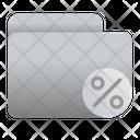 Discount Folder Icon