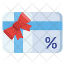 Discount Card Atm Card Shopping Card Icon