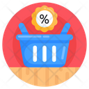Discount Hamper Discount Shopping Ecommerce Discount Icon