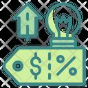 Discount Idea Point Sale Icon
