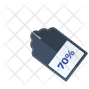 Discount Label Label Tag Icon