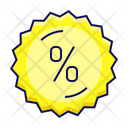 Super Sale Discount Icon