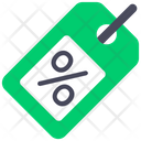 Discount Label Sale Tag Price Tag Icon
