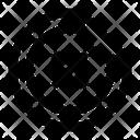 Label Black Friday Discount Icon