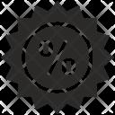 Discount Label Tag Icon