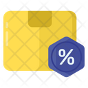 Discount Package Icon