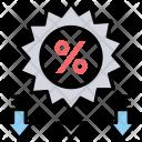 Discount Process Icon