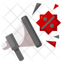 Discount Promotion Icon