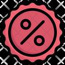 Discount Sticker Icon