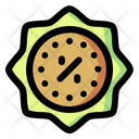 This Is A Cyber Monday Icons Et With Outline Filled Style Icon