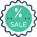 Discount Sticker Icon