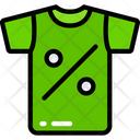 Discount T Shirt Icon