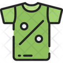 Discount T-Shirt Icon