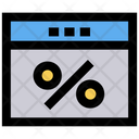 Discount Table Icon