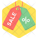 Discount Tag Tag Label Icon