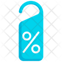 Discount tag Icon