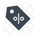 Discount Offer Tag Icon