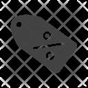 Discount Tag Label Icon